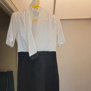 Calvin Klein Dress with belt